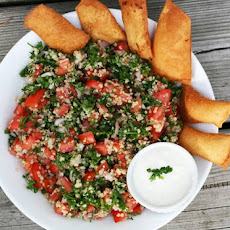 Cheap Quinoa Tabouli