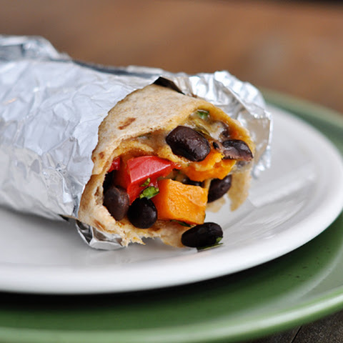 Sweet Potato Black Bean Burrito Recipes | Yummly