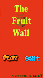 The Fruit Wall - screenshot