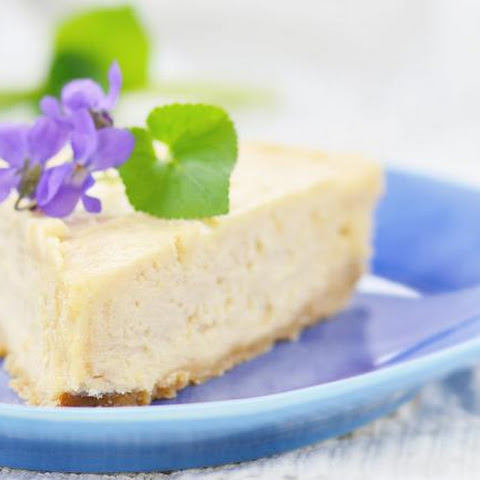 Easy No-Bake Pineapple Cheesecake