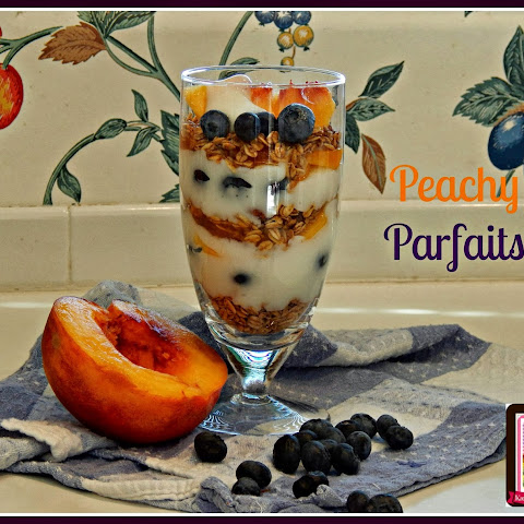 Peachy Parfaits