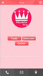 MartolaShop - screenshot