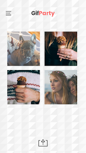GIF Party - GIF Video Booth Screenshot