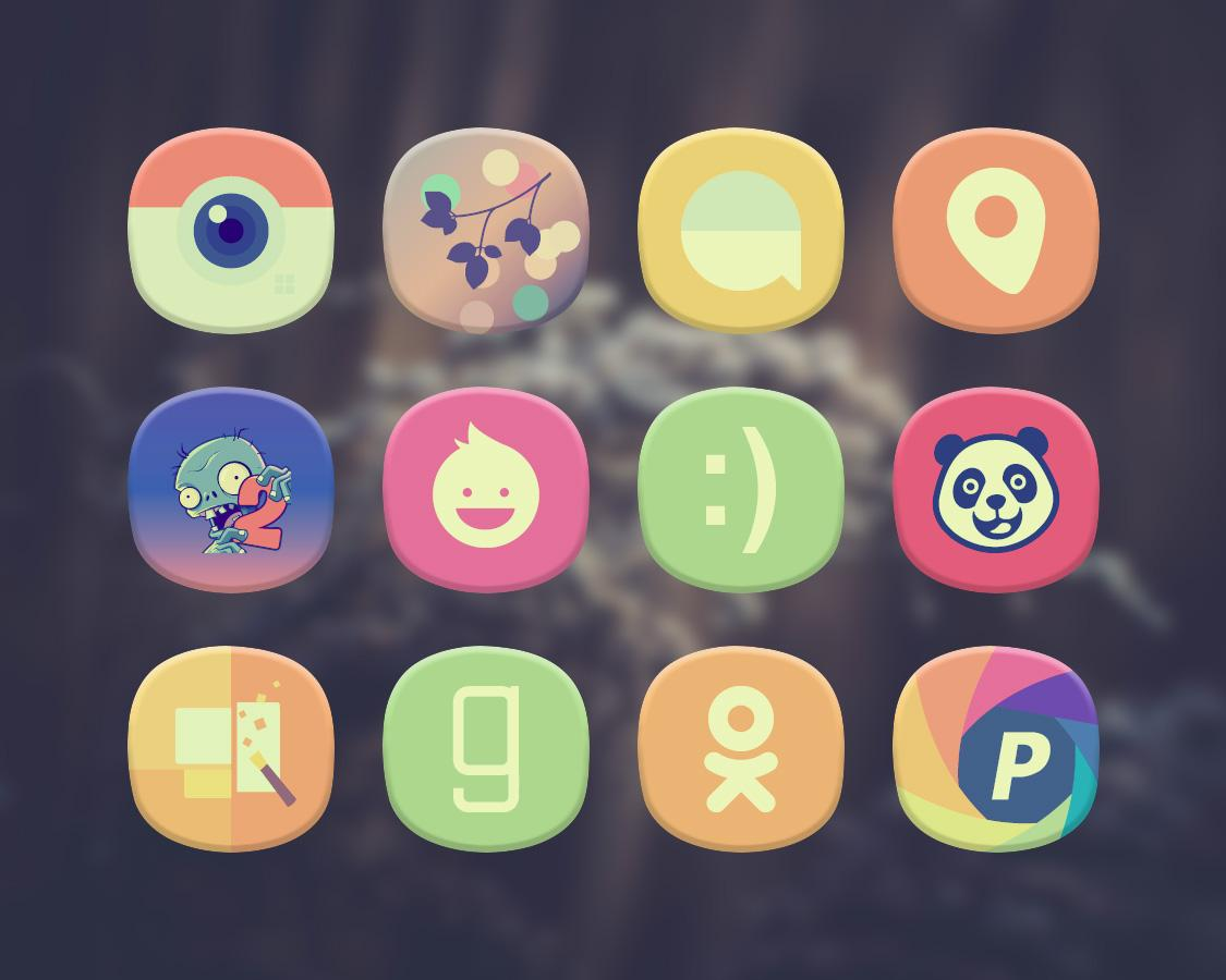 Classique Icon Pack Theme Screenshot 5