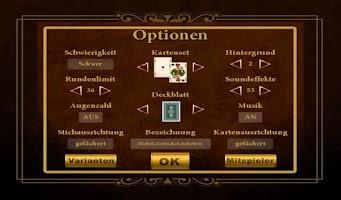 Screenshot of Absolute Skat pro
