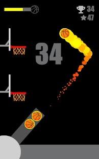 Basket Wall - Bounce Ball & Dunk Hoop