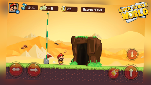 Super Jungle World - Super Jungle Boy For PC