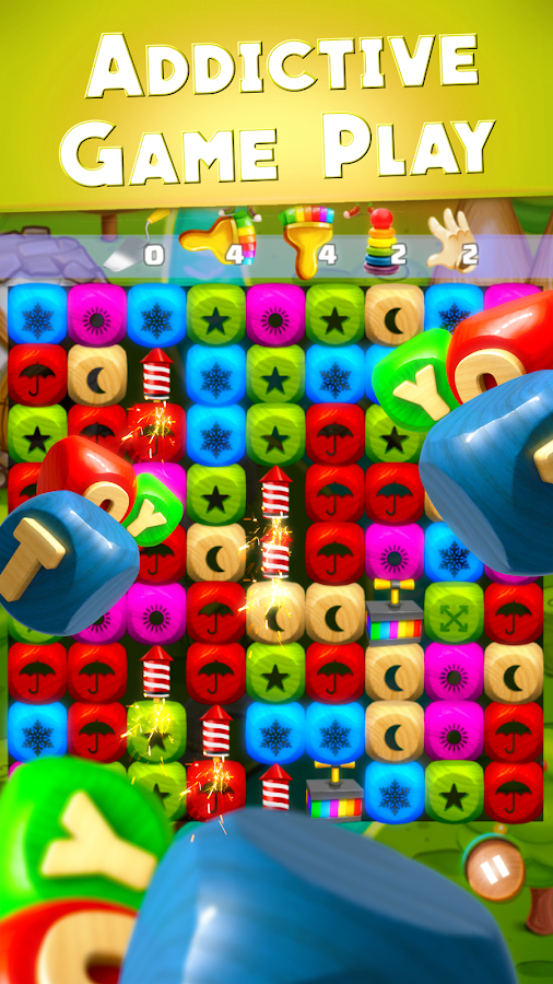 Toy Blast Party Time (Ad Free) Screenshot 4