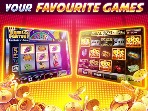 GSN Casino Slots: Free Online Slot Games screenshot 12
