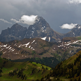by Chuck Hagan - Landscapes Mountains & Hills