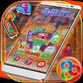 Graffiti GO Launcher APK for Bluestacks