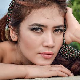 Tetim by Doeh Namaku - People Portraits of Women