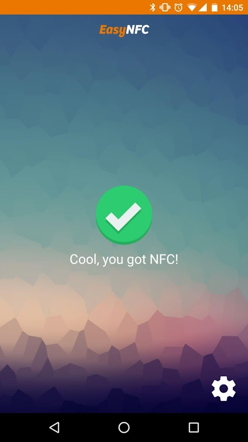 Easy NFC+ Screenshot 1