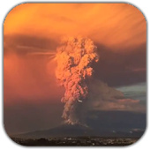 App Volcano Video Live Wallpaper apk for kindle fire