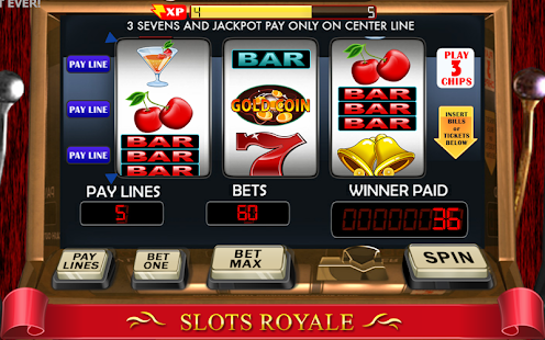 slot machine app for windows phone