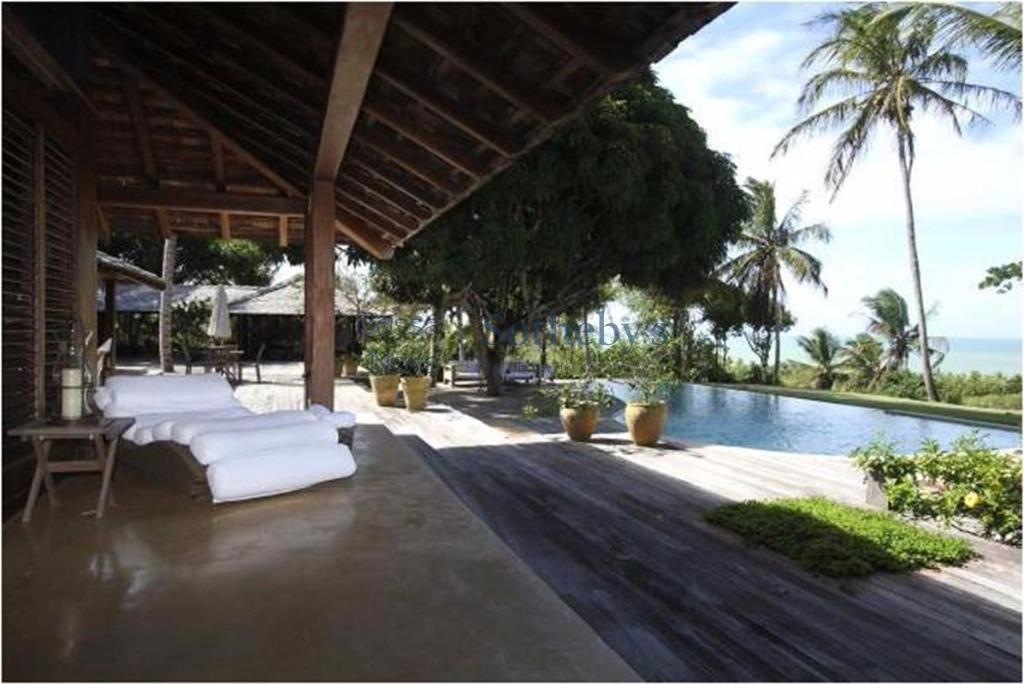 Casa residencial à venda, Condomínio Pedro Grande, Trancoso.