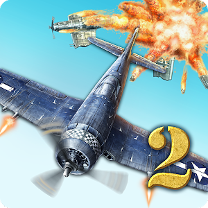 AirAttack 2 - WW2 Airplanes Shooter For PC / Windows 7/8/10 / Mac – Free Download