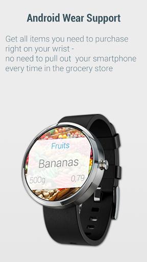 Shopping List - screenshot