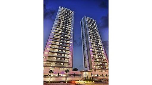 Apartamento com 3 dormitórios à venda, 82 m² por R$ 450.000 - Bessa - João Pessoa/PB