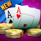 Poker Online: Free Texas Holdem Casino Card Games