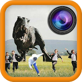 Free Dinosaur Photo Maker APK for Windows 8