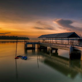 Teluk Nipah Jetty by Sham ClickAddict - Landscapes Sunsets & Sunrises