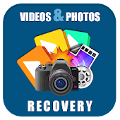 Video & Photos Recovery Icon