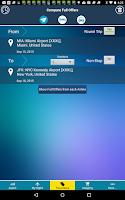 Screenshot of Miami Airport + Radar (MIA)