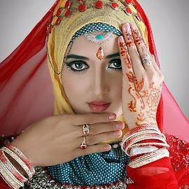 by Reza Moto - People Portraits of Women
