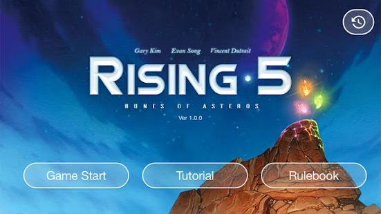 Rising 5 - screenshot