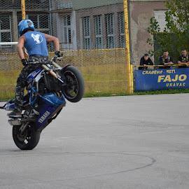 by Drago Ilisinovic - Transportation Motorcycles