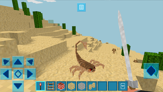 Game RealmCraft - Survive & Craft APK for Kindle