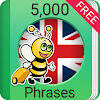Learn English 5,000 Phrases