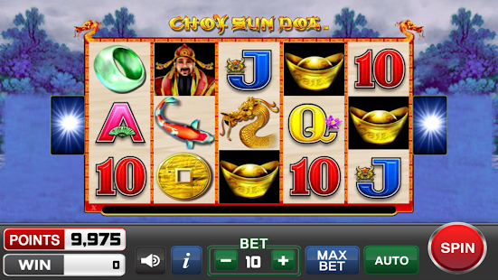 choy sun doa slot machine