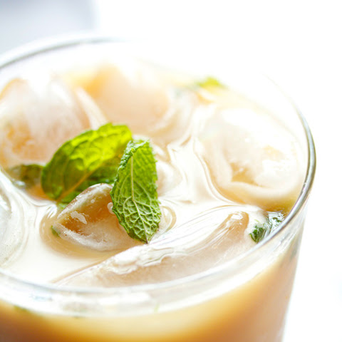 Mint Iced Coffee