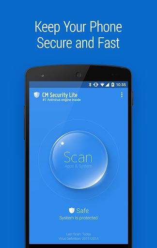 CM Security Lite - Antivirus For PC