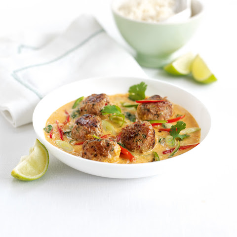 Thai Meatball Coconut Curry