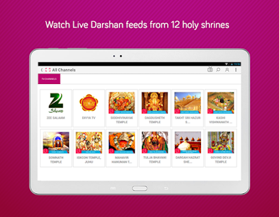 App dittoTV: Live TV shows channel 4.0.20170711.1 APK for iPhone