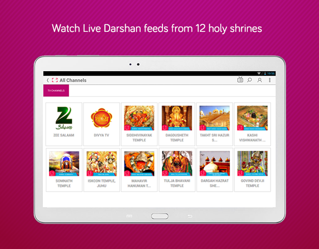 dittoTV: Live TV shows channel Screenshot 6