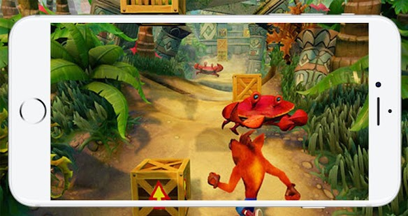Game Super Adventures of Bandicoot 2 APK for Windows Phone