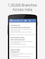 Screenshot of IFSC MICR RTGS Code Finder