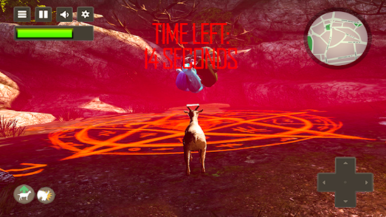 Mad Goat: Destruction Simulator