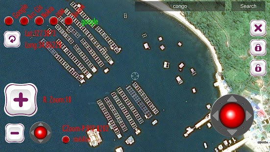 Military Map Surf plus TRAFFIC- screenshot thumbnail