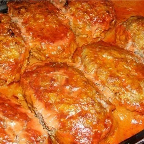 Lazy Stuffed Cabbage (meatballs)