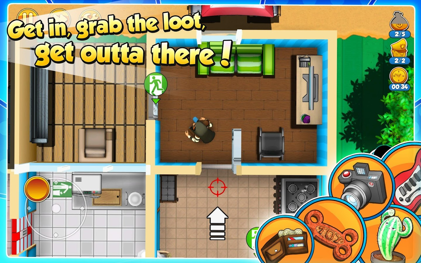 Robbery Bob 2: Double Trouble Screenshot 9