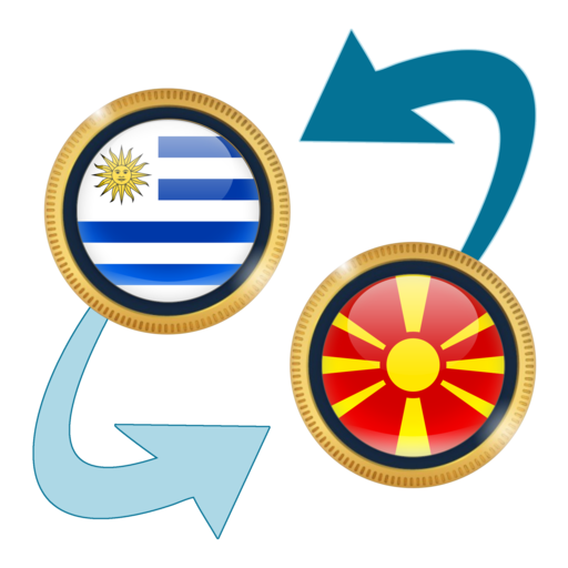Android aplikacija UYU Peso x Macedonian Denar na Android Srbija