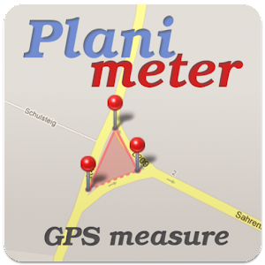 Planimeter - GPS area measure | land survey on map For PC