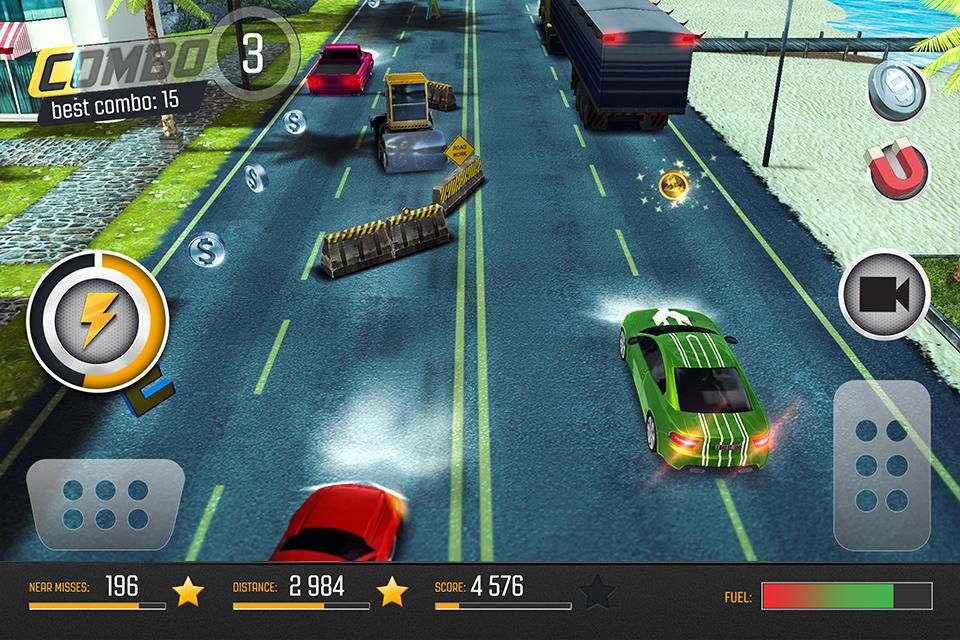 Road Racing: Traffic Driving Screenshot 7