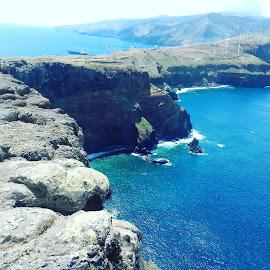 Caniçal, Madeira by Lino Santos - Landscapes Travel