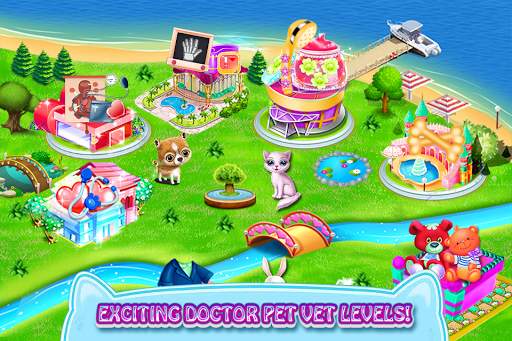 ER Pet Vet - Fluffy Puppy * Fun Casual Doctor Game For PC